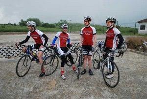 echipa ciclism Harvard