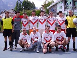 echipa Lugoj 2008